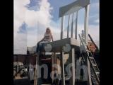 Жительница Костромы построила самый большой стул в России и не знает, что с ним делать