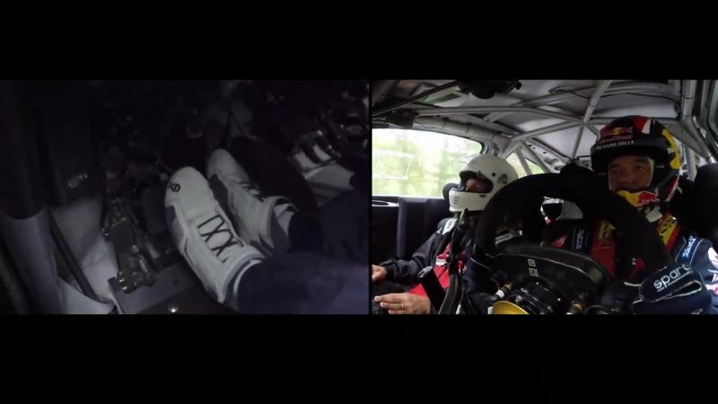 Onboard Sébastien Loeb x C4 WRC x Turckheim