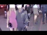 TARA REID ROCKS PINK MINI DRESS as she steps out in Hollywood