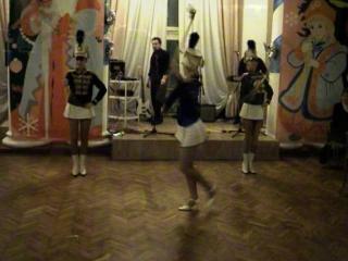 Шоу - балет Экзотик.