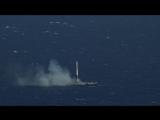 SpaceX. Успешная посадка Falcon 9 на плавучую платформу.