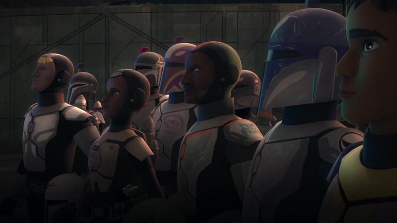 Звездные войны Повстанцы (4 сезон) — Русский трейлер 2 (2017)