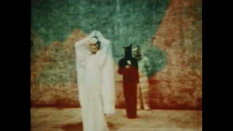«в тени солнца» (дерек джармен, 1980)