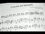 Canción del mariachi - Cesar Rosasarr (arr Daisuke Suzuki) classic guitar