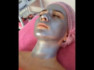 Серебряная маска от Татьяны Храмовой