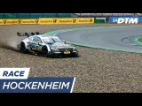 Maro Engel fails at the Sachs-Corner - DTM Hockenheim 2017