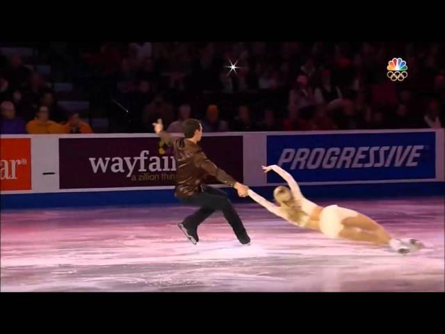 Alexa Scimeca Chris Knierim - My Heart Will Go On