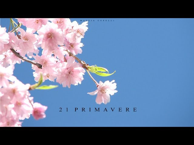 Mattia Cupelli - 21 Primavere - 21 Springs | Emotional Epic Piano Strings Orchestral Music
