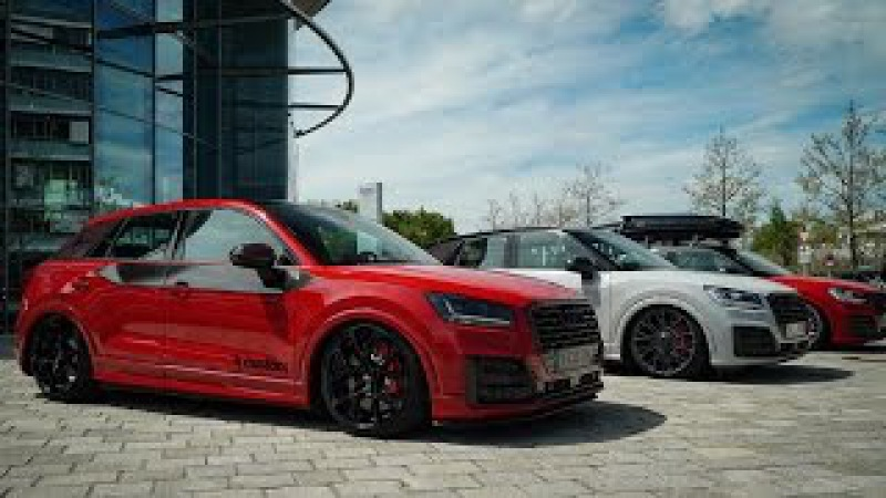 ROAD TO WÖRTHERSEE unbeatable AUDI Q2 Challenge VWHome