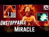 Miracle Lina Unstoppable Dota 2