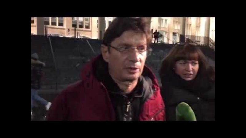 Л.Федун о матче Россия - Аргентина