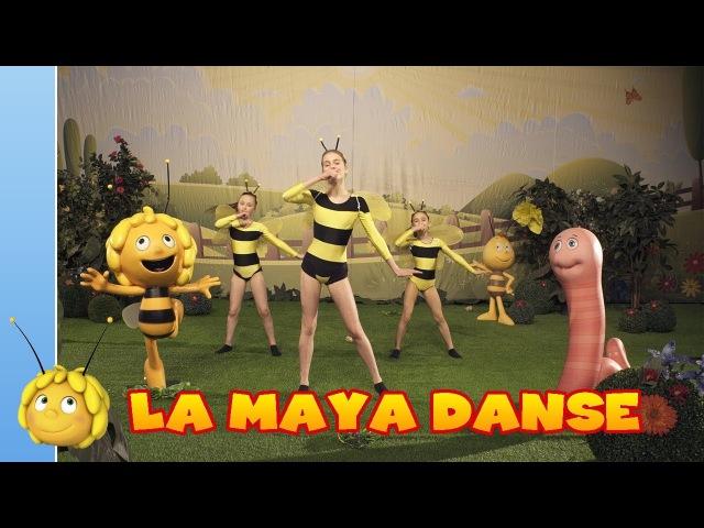 Maya L'abeille - cours de danse - La danse de Maya