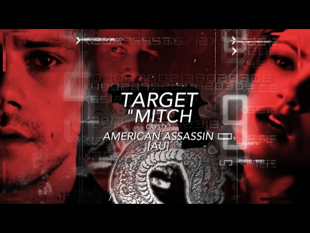 ❖ Mitch Rapp Allison | TARGET. [American Assassin AU]