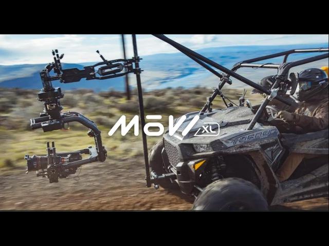 Introducing MōVI XL