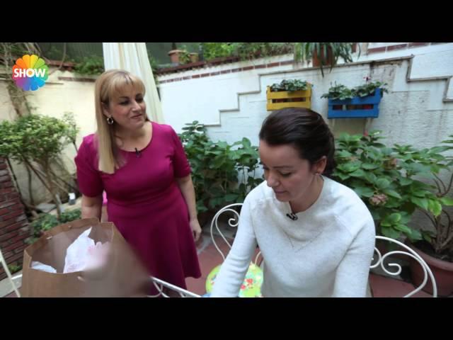 Nursel'in Mutfağı 189 Bölüm Çay Saati Menüsü