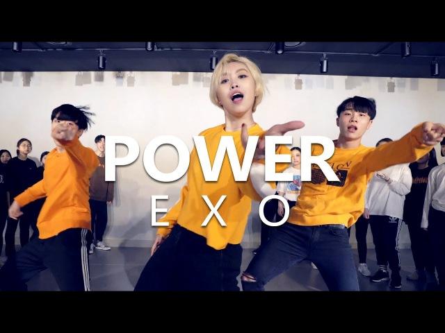 EXO엑소 POWER REMIX Choreography HANNA