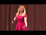 Концерт на 8 марта , Марина Соболева ,песня - Змея подколодная ,сл Е Минин,муз П Бе ...