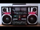Tecsonic Intersound Promax J 1 Super Jumbo Boombox