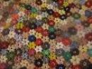 Цветы из остатков пряжи (часть 2, пошаговая инструкция)