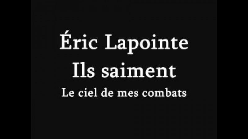 Éric Lapointe -Ils saiment.wmv