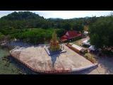 Laem Sor Pagoda 4K, Koh Samui, Thailand - DJI Phantom 3 Pro