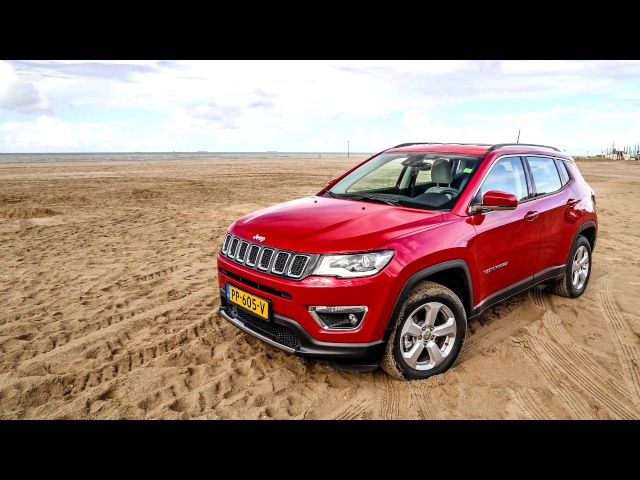 Jeep Compass Limited Worldwide MP 2017