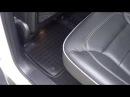 Коврики в салон Mercedes GL-Class X166 с 2012 по 2016, Норпласт арт. NPA10-C56-500