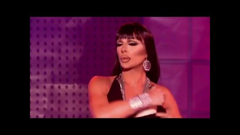 RuPaul's Drag Race Lip Sync Nicole Paige Brooks VS Raven