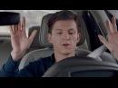 Человек Паук за рулём абсолютно новой Audi A8