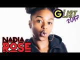 Nadia Rose Interview - GUAP Music G-List 2017 @NadiaRoseMusic