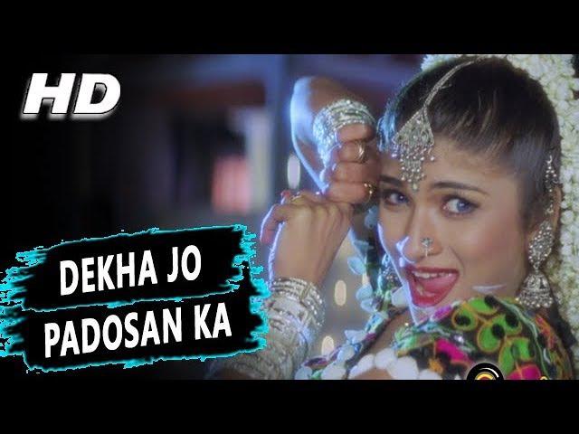 Dekha Jo Padosan Ka Sapna Awasthi Maa Kasam 1999 HD Songs Pinky Chinoy Gulshan Grover