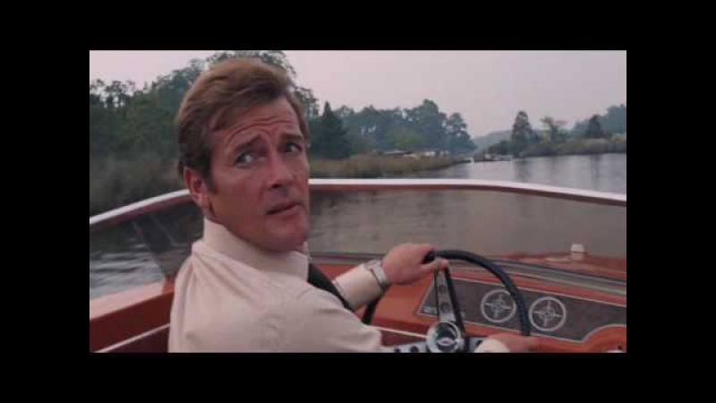 Live and Let Die Rescore - The Heroin Farm Boat Chase