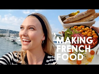 Making French Food on a Yacht | Karlie Kloss