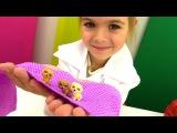 Видео для девочек #Барби: собачка Эмма родила ТРОЙНЮ! Игры больница. Видео про иг ...