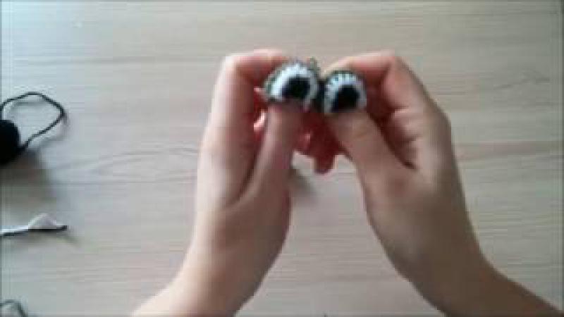 Jak zrobić oczy dla zabki