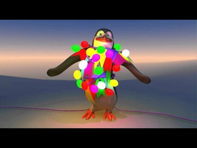 Penguin Dance - English