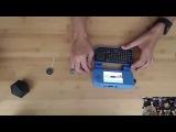 3D Hangouts - Raspberry Pi Mini Laptop and Talking D20