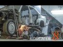 АДские работы по кузову Мерседес 190 живи KORCH'Ok 8 видео с YouTube канала Александр Сошников