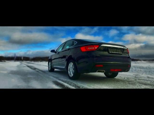 Китайская Ауди А5 2017.Geely Emgrand GT - видео с YouTube-канала Евгений Кулешов
