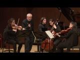 Schumann Piano Quartet in E-Flat Major, Op. 47 Juilliard Joel Smirnoff Chamber Music Master Class