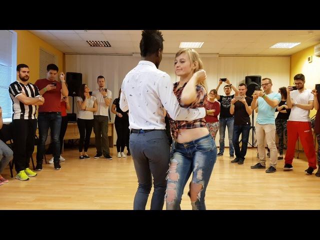 Jacinto Teca Tania @ Vilnius Kizomba Festival 2017