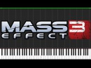 An End Once And For All Mass Effect 3 Piano Tutorial Synthesia Torby Brand