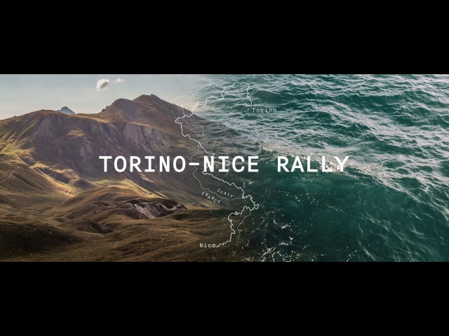 BOMBTRACK AT THE TORINO-NICE RALLY 2016