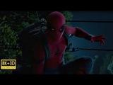 Первое знакомство Питера с новыми возможностями костюма Человек -паук возвраще...