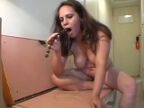 PUKING #scat #slave #piss #farting #wc #pissing #toilet #public #hidden #spy #voyeur #slut #femdom #spitting #ass