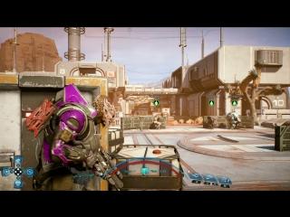 MASS EFFECT™: ANDROMEDA | Коллективная игра | Официальный трейлер игрового процесса — часть 4