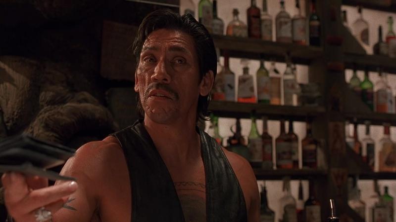 От заката до рассвета (1996) - Добро пожаловать в наш бар