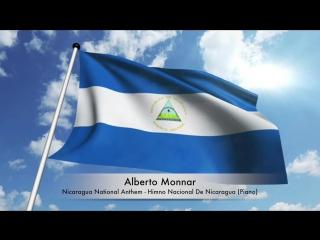 Alberto monnar - nicaragua national anthem / himno nacional de nicaragua (piano)