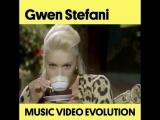 Gwen Stefanis Music Video Evolution