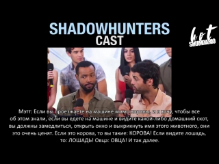 EW Radio: Whats next for #Malec You asked, they answered | RUS SUB | HS